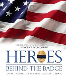 Heroes Behind The Badge [Blu-ray]