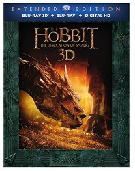Hobbit: The Desolation of Smaug (Extended Edition) [Blu-ray]