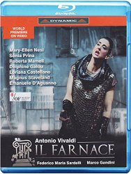 Il Farnace (BluRay) [Blu-ray]