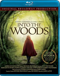 Into the Woods: Stephen Sondheim [Blu-ray]