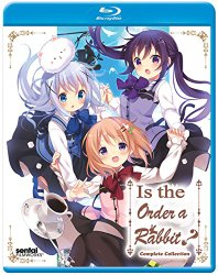 Is the Order a Rabbit? Complete Collection [Blu-ray]