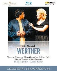 Jules Massenet: Werther (Legendary Performances) [Blu-ray]