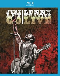 Just Let Go Lenny Kravitz Live [Blu-ray]