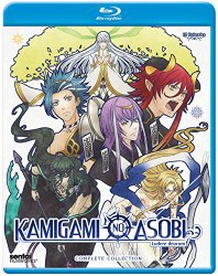 Kamigami No Asobi [Blu-ray]
