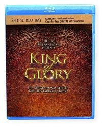 KING of GLORY the Movie ~ 2-Disc Blu-ray