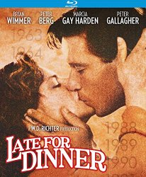 Late For Dinner [Blu-ray]