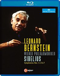 Leonard Bernstein conducts Sibelius [Blu-ray]
