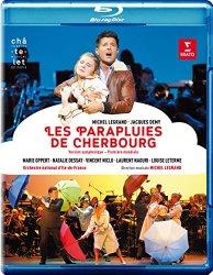 Les Parapluies de Cherbourg, Version symphonique – Première mondiale / Live at Théâtre du Châtelet [Blu-ray]