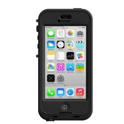 LifeProof iPhone 5c Case – Nuud Series – Black/Clear