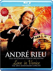 Love In Venice – The 10th Anniversary Concert [Blu-ray]
