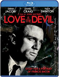Love Is The Devil – Remastered [Blu-ray]
