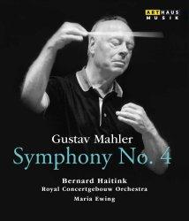 Mahler: Symphony No. 4 at Concertgebouw Amsterdam, 1982 [Blu-ray]