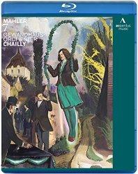 Mahler: Symphony No. 7 [Blu-ray]