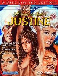 Marquis de Sade's Justine [Blu-ray + DVD + CD Combo]