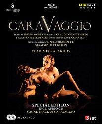 Mauro Bigonzetti, Bruno Moretti & Claudio Monteverdi: Caravaggio [Blu-ray]