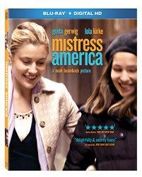 Mistress America Blu-ray