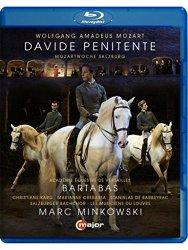 Mozart: Davide penitente [Blu-ray]