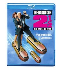 Naked Gun 2 & 1/2 : The Smell Of Fear (1991) [Blu-ray]