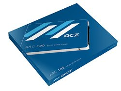 OCZ Storage Solutions Arc 100 Series 120GB 2.5-Inch 7mm SATA III Ultra-Slim Solid State Drive with Toshiba A19nm NAND ARC100-25SAT3-120G
