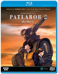 Patlabor 2: The Movie [Blu-ray]