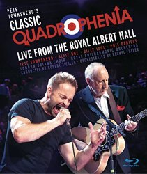 Pete Townshend's Classic Quadrophenia – Live from the Royal Albert Hall [Blu-ray]
