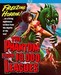 Phantom From 10,000 Leagues (1956) [Blu-ray]