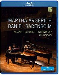 Piano Duos [Blu-ray]
