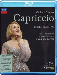 Richard Strauss: Capriccio [Blu-ray]