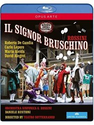 Rossini: Il Signor Bruschino [Blu-ray]