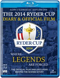 Ryder Cup 2014 Diary and Official Film (40th) (Region Free) [PAL] [Blu-ray]