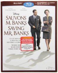 Saving Mr. Banks [Blu-ray]