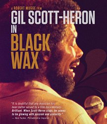 Scott-Heron, Gil – Black Wax [Blu-ray]