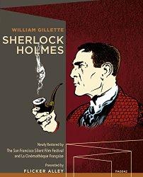 Sherlock Holmes (1916) [Blu-ray/DVD Dual-Format Edition]
