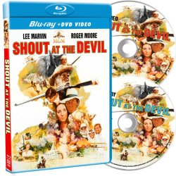Shout at the Devil (Blu-ray/dvd Combo)