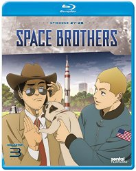 Space Brothers Collection 3 [Blu-ray]