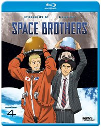 Space Brothers Collection 4 [Blu-ray]