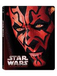Star Wars: Episode I – The Phantom Menace Steelbook [Blu-ray]