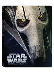 Star Wars: Episode III – Revenge of the Sith Steelbook [Blu-ray]