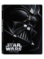 Star Wars: Episode IV – A New Hope Steelbook [Blu-ray]