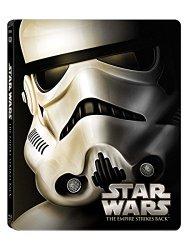 Star Wars: Episode V – The Empire Strikes Back Steelbook [Blu-ray]