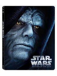 Star Wars: Episode VI – The Return of the Jedi Steelbook [Blu-ray]