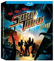 Starship Troopers Trilogy [Blu-ray]