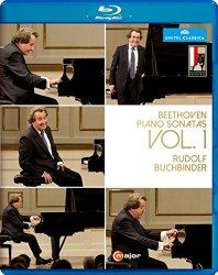 The Complete Beethoven Sonatas, Vol. 1 [Blu-ray]