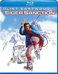 The Eiger Sanction [Blu-ray]
