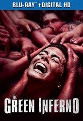 The Green Inferno [Blu-ray]