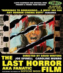 The Last Horror Film [Blu-ray]