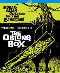 The Oblong Box [Blu-ray]