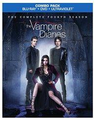 The Vampire Diaries: Season 4 (Blu-ray + DVD + Ultraviolet)