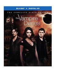 The Vampire Diaries: Season 6 [Blu-ray]