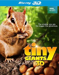 Tiny Giants 3D (Blu-ray)